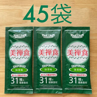 Dr.Ci Labo - ドクターシーラボ 美禅食 抹茶味 45袋