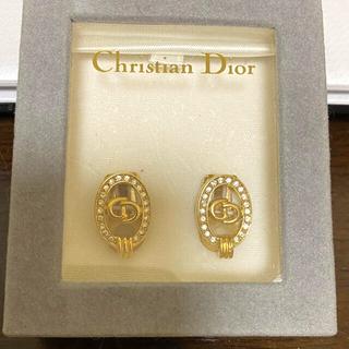 Christian Dior - クリスチャンディオール イヤリング