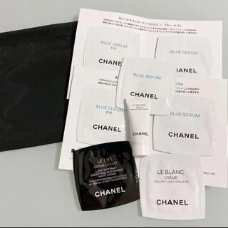 CHANEL - 新品 CHANEL シャネル サンプルセット