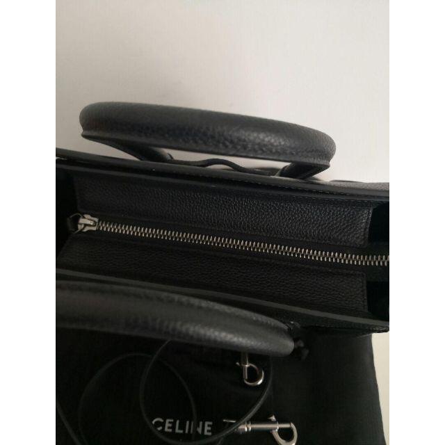 celine(セリーヌ)のCELINE セリーヌ ラゲージ ナノ ショルダーバッグ レディースのバッグ(ハンドバッグ)の商品写真