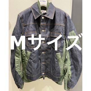 sacai - sacai × APC コラボGジャン M 新品未着用 サカイデニムジャケット
