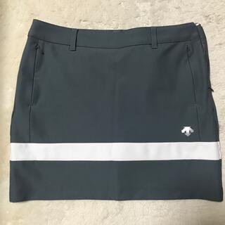 DESCENTE - DESCENTE スカート
