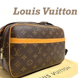 LOUIS VUITTON - ♪鑑定済み 正規品♪ ルイヴィトン  リポーターPMモノグラム ショルダーバッグ