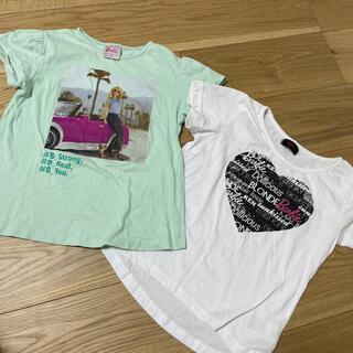 バービー(Barbie)のBarbie♡Tシャツ2点セット♡140(Tシャツ/カットソー)