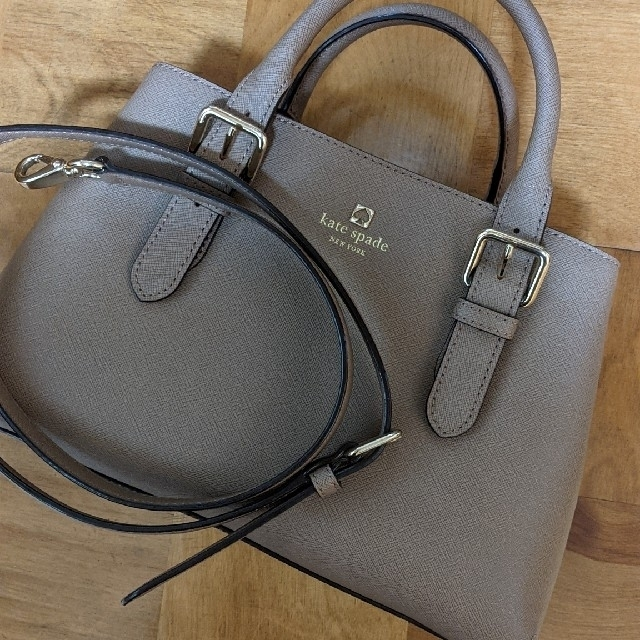 kate spade new york(ケイトスペードニューヨーク)のkate spade new york 2wayハンドバッグ レディースのバッグ(ハンドバッグ)の商品写真