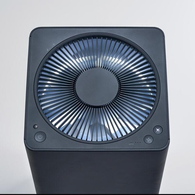 BALMUDA(バルミューダ)のバルミューダ空気清浄機 ダークグレー BALMUDA スマホ/家電/カメラの生活家電(空気清浄器)の商品写真