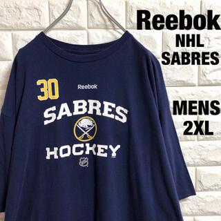 リーボック(Reebok)のReebok リーボック NHL  サブレス Tシャツ メンズ2XLサイズ(Tシャツ/カットソー(半袖/袖なし))