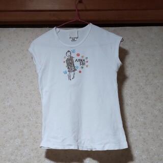 アナスイ(ANNA SUI)のANNA SUIのTシャツ(Tシャツ(半袖/袖なし))