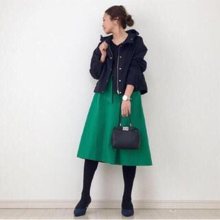 TOMORROWLAND - ★新品 完売品 GU ジーユー 美シルエット マウンテンパーカ 撥水加工