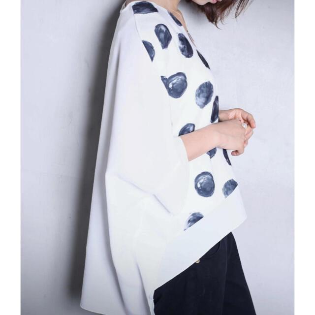 antiqua(アンティカ)のトップス レディースのトップス(Tシャツ(長袖/七分))の商品写真