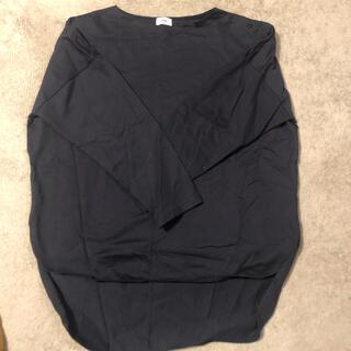 coen - ボートネックシャツ