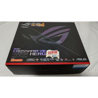 ASUS - 美品 ASUS ROG CROSSHAIR VIII DARK HERO