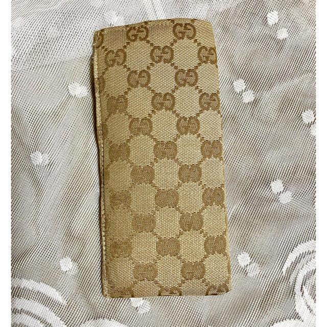 Gucci(グッチ)のGUCCI メガネケース / ノベルティ レディースのファッション小物(サングラス/メガネ)の商品写真