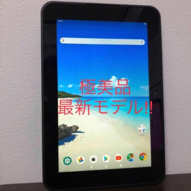 ANDROID(アンドロイド)の【最新型 追加出品!】 大画面 日本製 Android9 タブレット 本体 スマホ/家電/カメラのPC/タブレット(タブレット)の商品写真