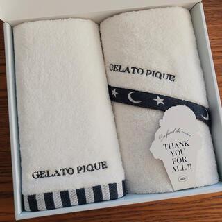 gelato pique - 【新品未使用】ジェラートピケ フェイスタオル