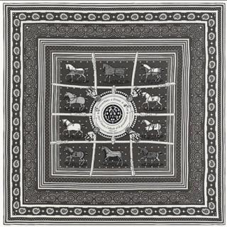 Hermes - 激レア✨国内完売品✨定価以下✨2020SS カシシル バンダナ柄 グリトープ
