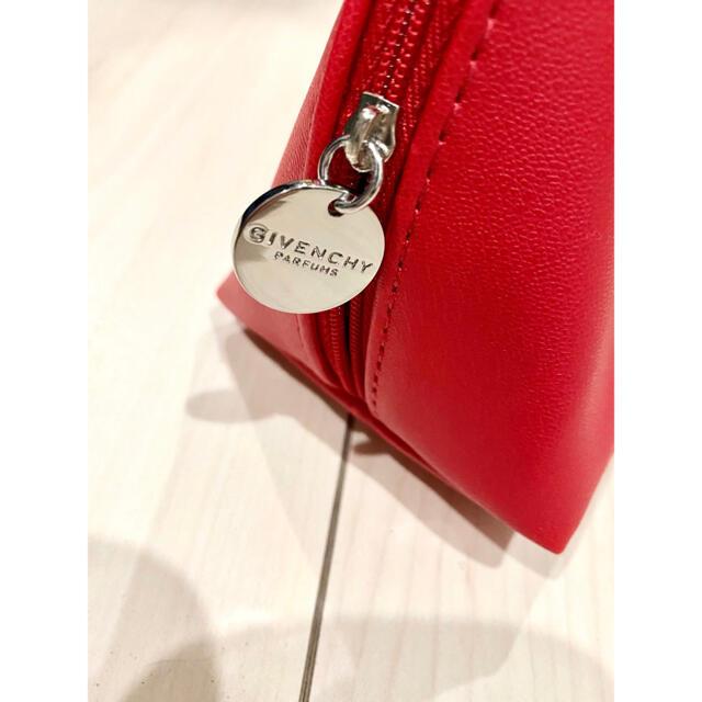 GIVENCHY(ジバンシィ)のジバンシー 化粧ポーチ Lサイズ 限定品 レディースのファッション小物(ポーチ)の商品写真