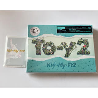 Kis-My-Ft2 - キスマイ toy2 dvd 初回盤Blu-ray
