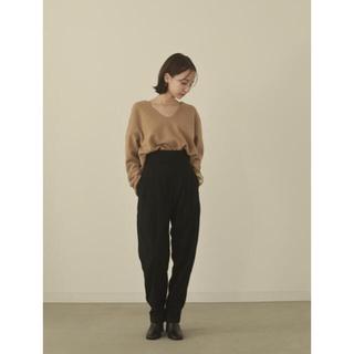 louren waist belt tapered pants