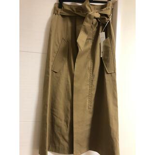 スタニングルアー(STUNNING LURE)のスカート     新品タグ付き(ロングスカート)
