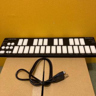 QuNexus midiキーボード(MIDIコントローラー)