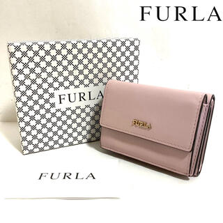 Furla - 【正規品】超美品✨FURLA フルラ 三つ折り財布