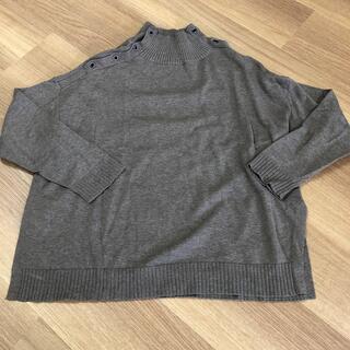 ツムグ(tumugu)のtumugu 綿ニット (ニット/セーター)