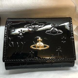 Vivienne Westwood - 美品 財布 三つ折り Vivienne Westwood ブラック 黒