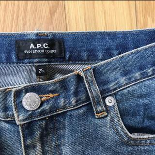 A.P.C - a.p.c デニム