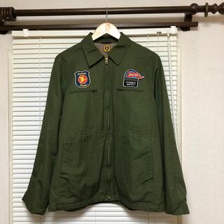 HUMAN MADE Patch Jacket パッチジャケット