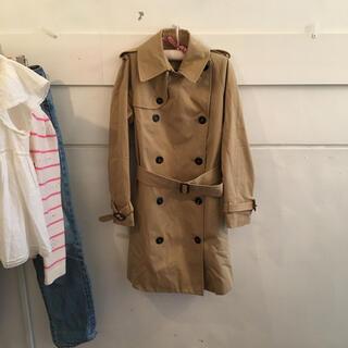 Drawer - Drawer trench coat.