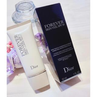 Dior - 【Dior】スキンフォーエヴァー スキンヴェール 001