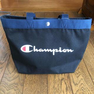チャンピオン(Champion)の【新品】チャンピオン トートバッグ ブラック(トートバッグ)