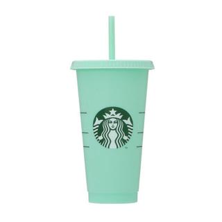 Starbucks Coffee - スターバックス⭐︎大人気⭐︎色が変わる⭐︎カラーチェンジ⭐︎リユーザブルカップ