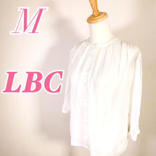 エルビーシー(Lbc)のエルビーシー LBC  ブラウス 春コーデ シャツ 薄手 7部丈 スプリング(シャツ/ブラウス(長袖/七分))