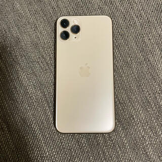 iPhone - iPhone11Pro ゴールド 64 GB  SIMロック解除