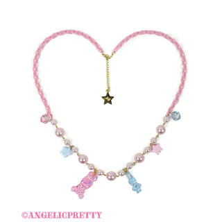 Angelic Pretty - Angelic Pretty Jelly Candy Toysネックレス