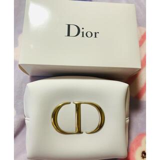Christian Dior - Dior ディオール   ふわふわポーチ ノベルティ