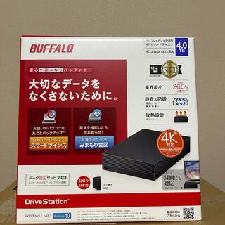 Buffalo - 【新品未使用】BUFFALO バッファロー 外付け ハードディスク