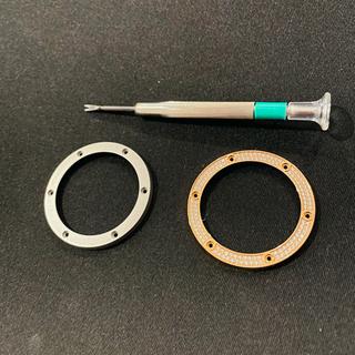 ウブロ(HUBLOT)のHUBLOT ウブロ ビックバン用 ベゼル セット 44mm(その他)
