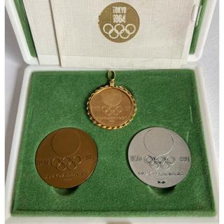 東京オリンピック 記念メダル