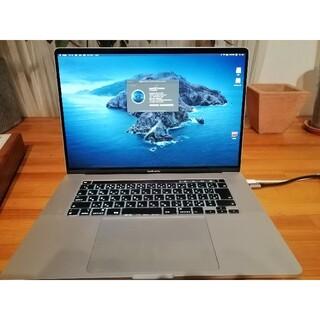 Apple - Macbook pro 16インチ シルバー
