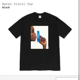 シュプリーム(Supreme)のSupreme Water Pistol Tee XL 黒(Tシャツ/カットソー(半袖/袖なし))