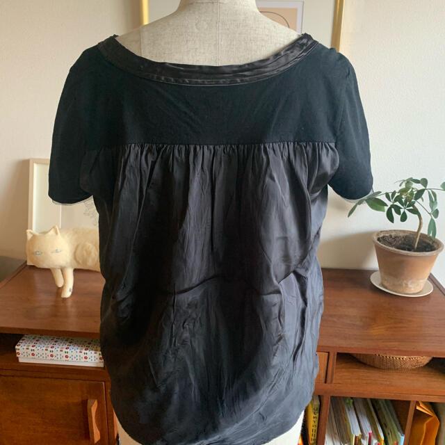 sacai luck(サカイラック)の★サカイラック sacai luck カットソー Tシャツ  半袖 レディースのトップス(カットソー(半袖/袖なし))の商品写真