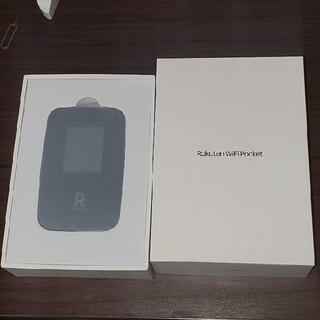 Rakuten - 楽天モバイル Pocket Wi-Fi Rakuten WiFi Pocket