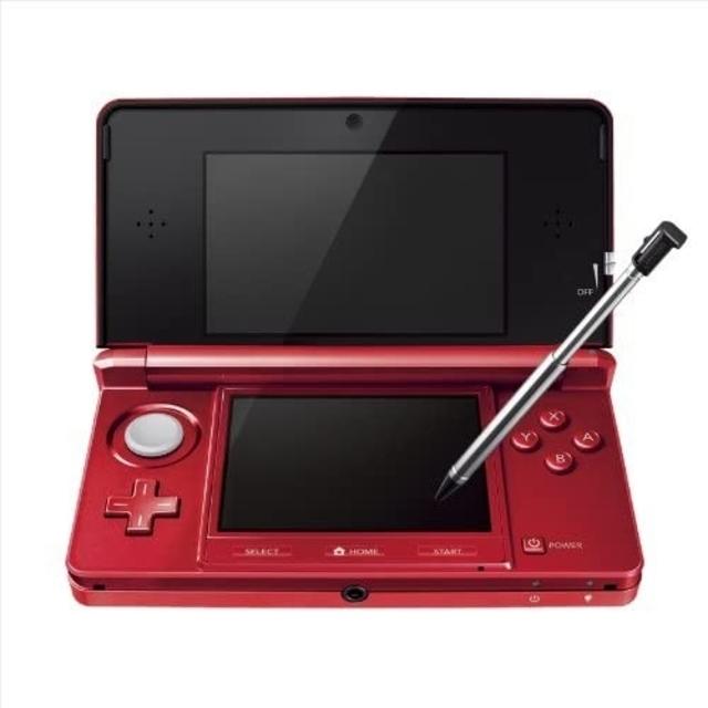 任天堂(ニンテンドウ)のニンテンドー 3DS 充電器付 エンタメ/ホビーのゲームソフト/ゲーム機本体(携帯用ゲーム機本体)の商品写真