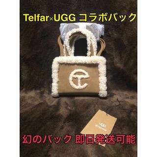 UGG - Telfar×UGG テルファー×UGG コラボバック 激カワ幻のバック 正規品