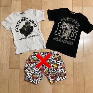 HYSTERIC MINI - ヒスミニ♡ Tシャツ パンツ 110㎝