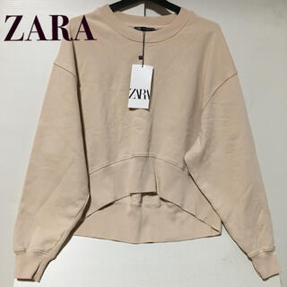 ZARA - 未使用タグ付き ZARA トレーナー M