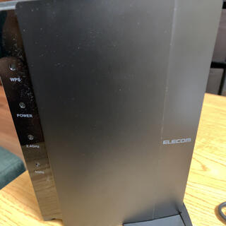 エレコム(ELECOM)のELECOM ルーター 箱なし(PC周辺機器)